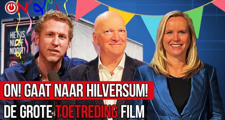 Ongehoord Nederland gaat naar Hilversum!